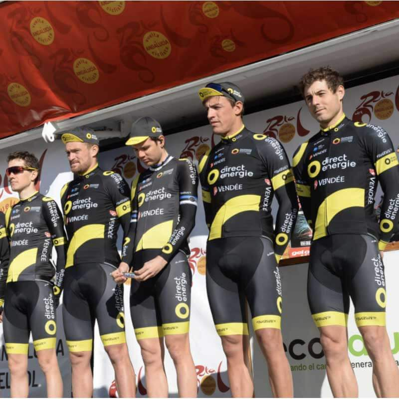 CUISSARD PRO TEAM DIRECT ENERGIE