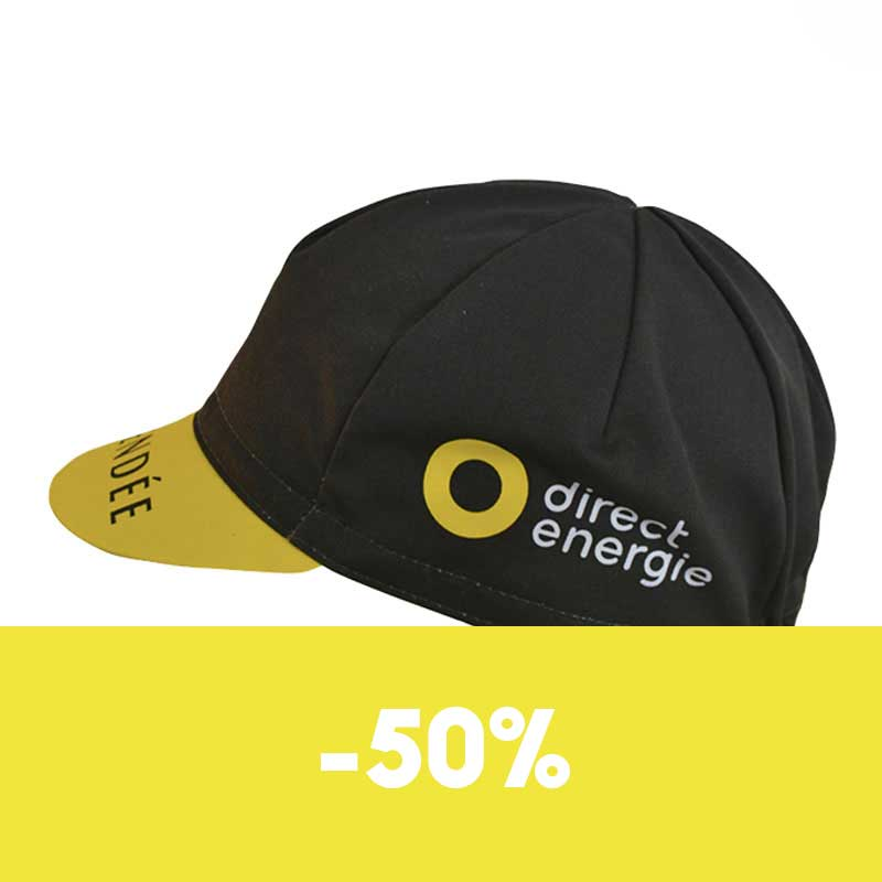 Direct Energie cycling cap for sale