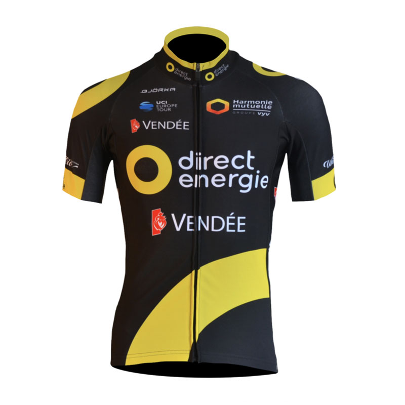 Bjorka Direct Energy Cycling Trikot