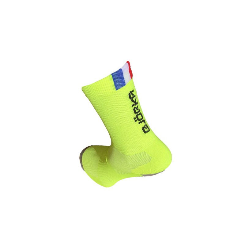 Pack 3 Chaussettes - Jaune