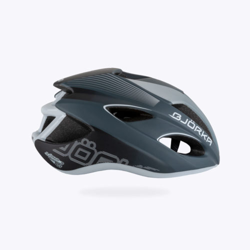 Casque Vélo Bjorka HB51 GrisB lateral