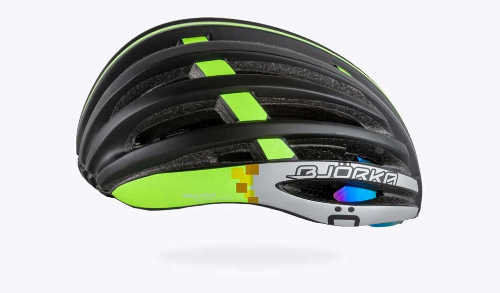 casque velo bjorka rocket header