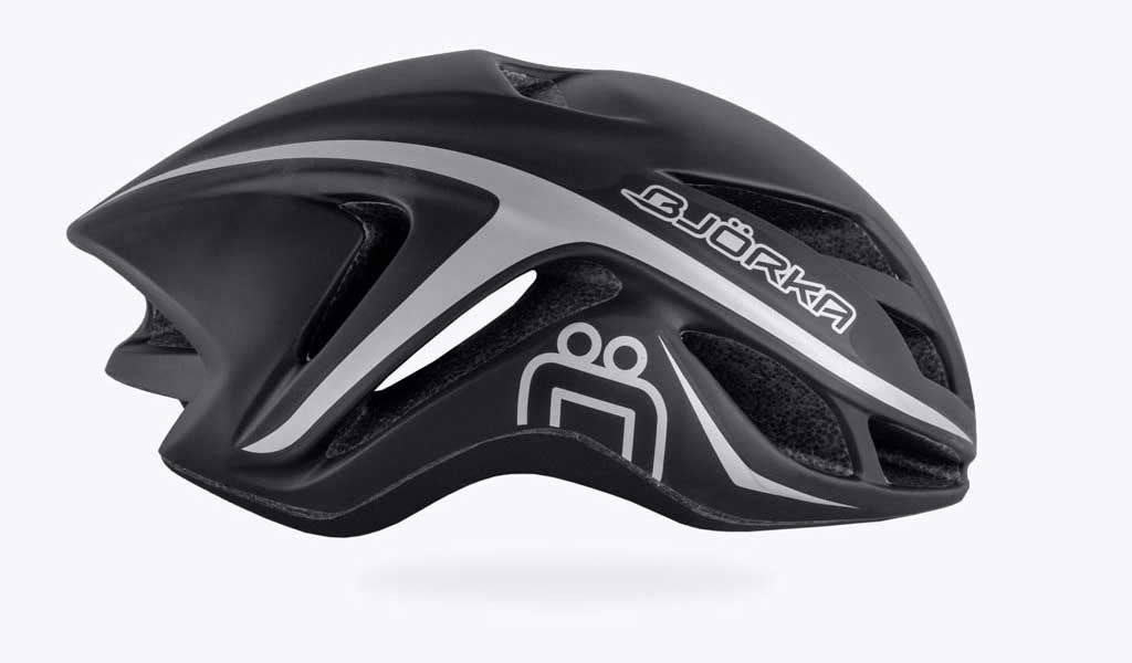 casque velo bjorka speed header
