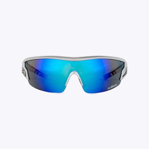 Bjorka Flash cycling glasses gray face